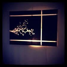 Light Project Diy Decoratiune Pentru Perete Diy Light Canvas Diy