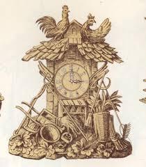 decorating exclusive cuckoo clocks with cuckoo clock pendulum and