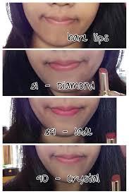 Lipstik Purbasari Nomor 90 ella s lipstik purbasari matte 81 89 90