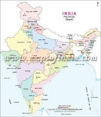 map of nepal and india india political map in nepali map of india in nepali