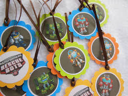 transformer rescue bots party supplies transformer rescue bots party favor partykids ideas de