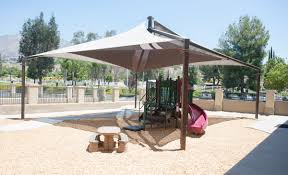 Wind Sail Patio Covers by Playground Sail Shades