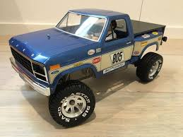 tamiya srb ford f150 ranger vintage 1981 rc diecast crazy