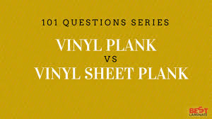 plank flooring vs vinyl sheet flooring