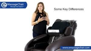 Osaki Os 4000 Massage Chair Review Osaki Os 4000 Vs Osaki Os 4000t What U0027s The Difference Youtube