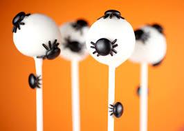 creepy halloween cake pops sweet city candy blog