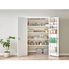 kitchen cabinet organizer shelf white made by designtm org 3 tier expandable metal mesh shelf