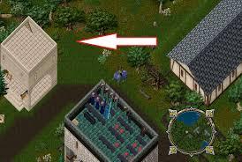 house design ultima online wts moonglow vendor house guard zone 350k ultima online