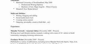 resume header template download resume header template