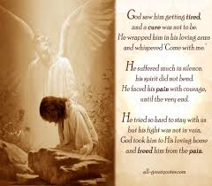 Tired Love Quotes by God Saw Him Getting Tired And A Cure Was Not To Be Sympathy
