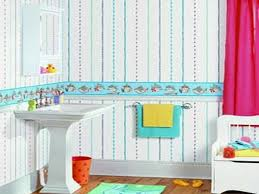 bathrooms kids bathroom design ideas brighten your home full size bathrooms stunning boys bathroom ideas with colorful duck schemes wall endearing kid white