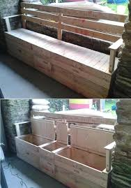 comment fabriquer un canapé en palette comment fabriquer un banc en bois bricobistro