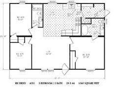 Double Wide Mobile Home Floor Plans Single Wide Trailer House Plans Double Wide Mobile Home Floor