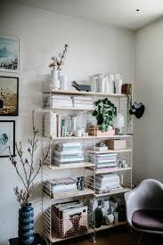 Wohnzimmer Regale Design Die Besten 25 String Regal Ideen Auf Pinterest Regal Etiketten