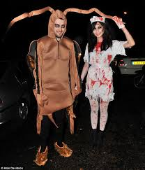 best celebrity halloween costumes 2012 holly willoughby gets