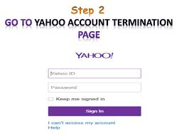 yahoo mail help desk some easy steps to delete yahoo mail account