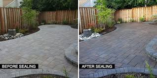 Patio Brick Pavers Lewis Landscape Services Patio Sealing Portland Oregon Paver