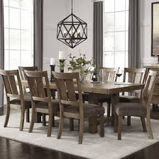 Formal Dining Room Furniture Sets 9 Modern Formal Dining Sets You Ll Wayfair