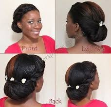 hair in a bun for women over 50 50 updo hairstyles for black women ranging from elegant to