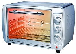 Price Of Oven Toaster Buy Bajaj 3500 Tmcss 35 Litre Oven Toaster Grill Silver Online