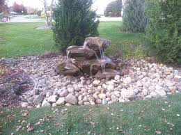 klein u0027s lawn u0026 landscaping water features hand carved natural