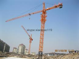 35m mini topkit tower crane tc3508 huiyou china manufacturer