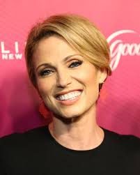 cute haircuts on gma gma host amy robach apologizes for racial slur amy robach and amy