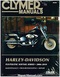 harley davidson softail motorcycle manual 2006 2010 clymer