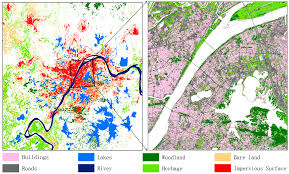 Wuhan China Map by Remote Sensing Free Full Text Quantifying The Spatiotemporal