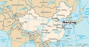 china on a map nanjing map nanjing china map nanjing city map