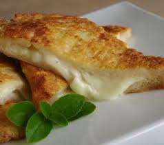 mozzarella in carrozza messinese sicilian food recipes mozzarella in carrozza bed and