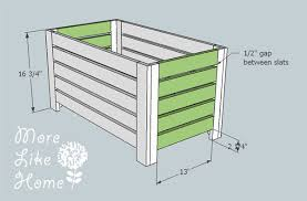 Upside Down Bench More Like Home Diy Outdoor Bench Plans For Wall Panel System