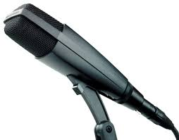 sennheiser md 421 ii recording microphone broadcasting