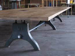 Industrial Boardroom Table Captivating Antique Conference Table Image Result For Thermo Pine