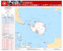 Southern Ocean Map Comnap Publications Comnap Antarctic Map Edition3 2006 Rgb Jpg