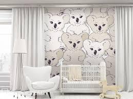 tapisserie chambre d enfant papier peint chambre bebe idées de décoration capreol us