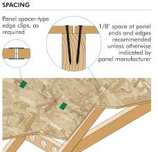 5 steps to proper roof sheathing installation professional builder