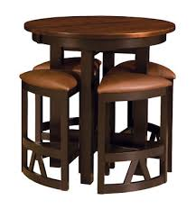 solid wood pub table amish pub table chairs set bar height high dining stools modern
