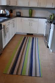 Light Blue Kitchen Rugs Kitchen Great Ideas For Kitchen Decoration Using Black White