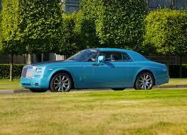 rolls royce phantom blue rolls royce ghawwass phantom coupe special edition revealed