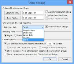 change calendar layout outlook 2013 making the outlook 2013 interface less white and bright howto outlook