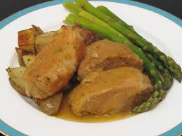 what u0027s for sunday dinner braised pork ribs with apple curry sauce