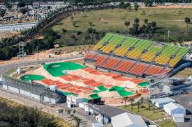Rio Olympic Venues Now Rio 2016 Olympics Archdaily