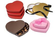 heart shaped candy boxes wholesale candy favor packaging