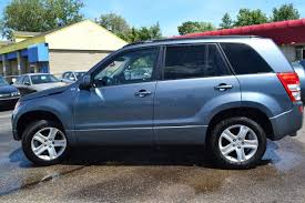 2007 suzuki grand vitara luxury 4dr suv in clinton township mi
