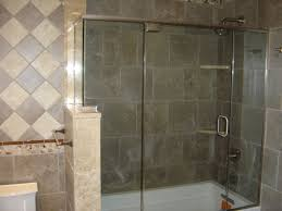 Glass Shower Doors With Tub by Residential Glass And Window Repair Home Glass Co Inc