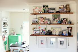 Livingroom Shelves by Photo Display My Living Room Shelves Ashleyannphotography Com