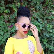 extension in shaved back and side hair 72 box braids hairstyles with instructions and images beautified