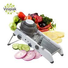 mandoline cuisine professionnel réglable multifonctionnel légumes trancheuse professionnel râpe en
