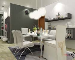 ideas for small dining rooms small dining room table white wood cupboard white stained